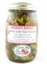 Bread and Butter Pickles-16 oz.